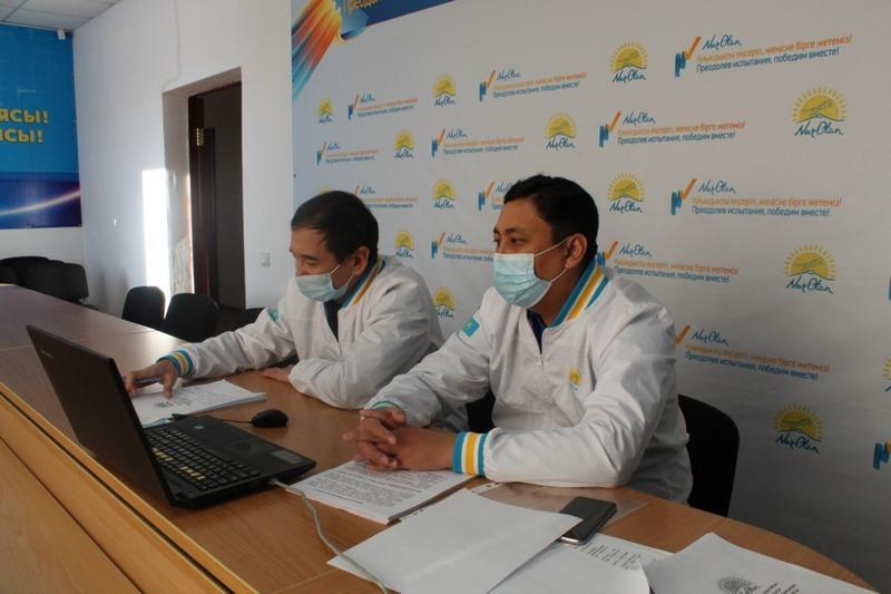 Поддержка для молодежи от Nur Otan: 4 000 рабочих мест откроют в одном из районов Актюбинской области 1