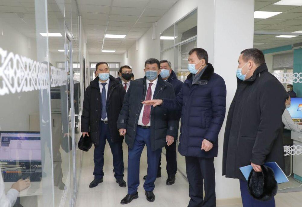 Алик Шпекбаев рассказал о проекте по защите бизнесменов 2