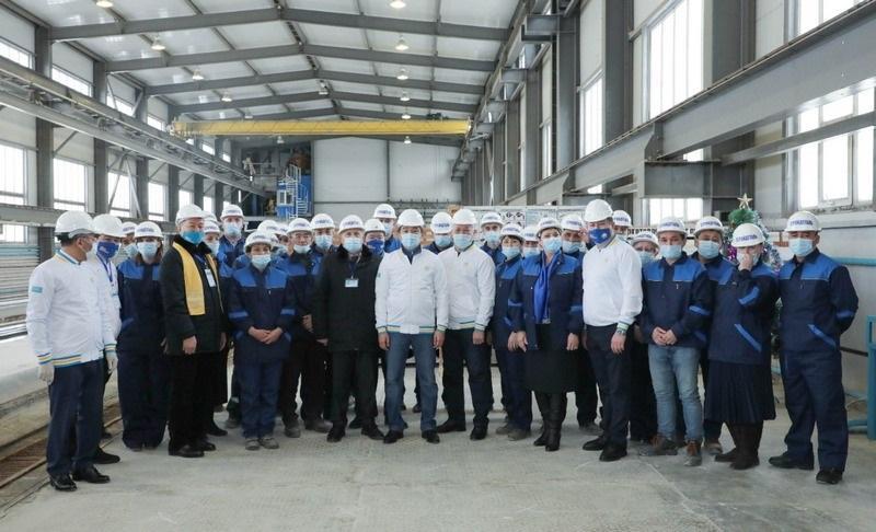 100 тысяч рабочих мест пообещал Nur Otan в Актобе 3