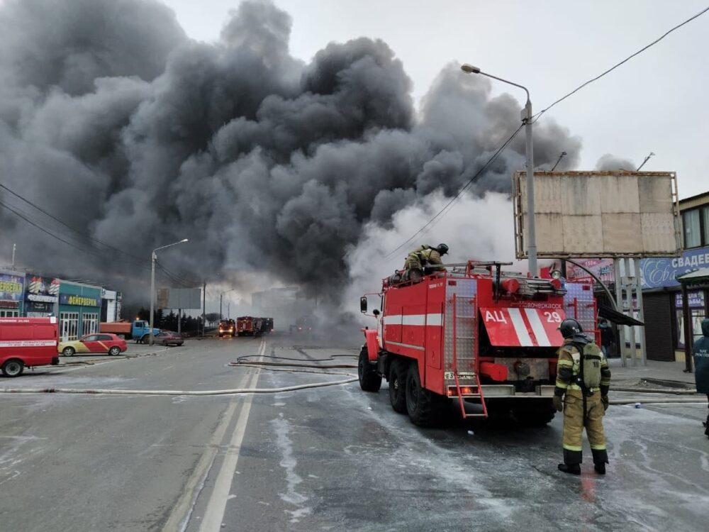 Фейерверки как на Новый год. В России загорелся рынок с пиротехникой 1