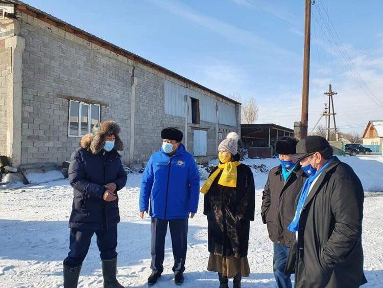 Nur Otan: 7 водохранилищ построят в Жамбылской области 1
