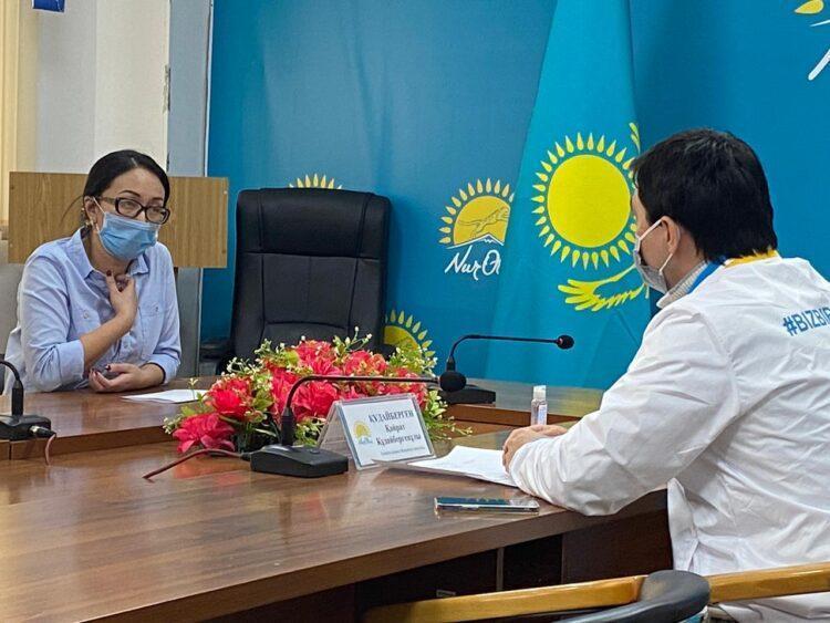 В Алматы откроют «фронт-офисы» для оказания помощи гражданам и МСБ 1