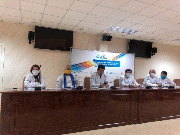 Nur Otan пообещал жителям Актау решить вопрос со школой и детсадом 1