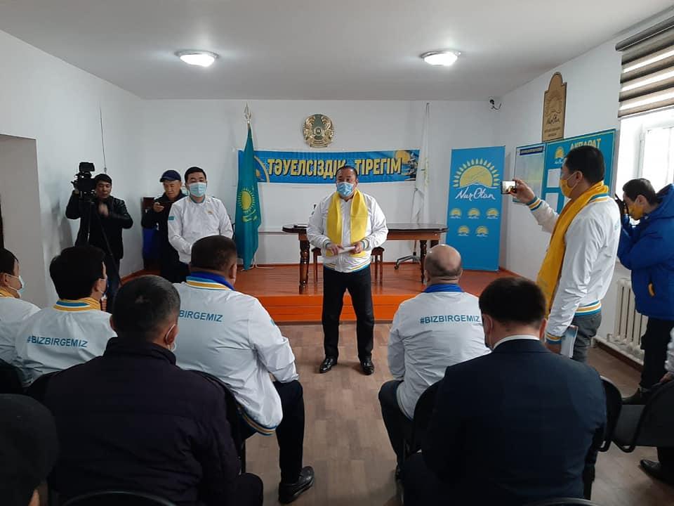 Nur Otan: в Туркестанской области построят десять стадионов и ипподром 1