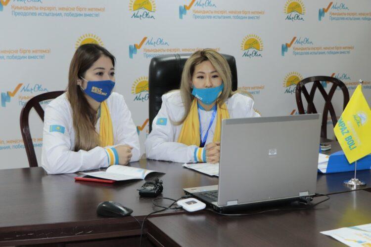 В Nur Otan рассказали, как вырастить новое поколение казахстанцев 1