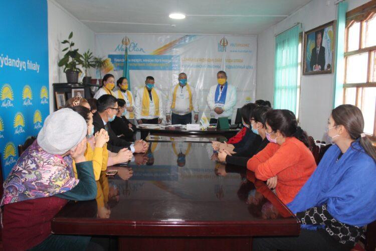 Nur Otan втрое увеличит число инклюзивных школ в районе Кызылординской области 1