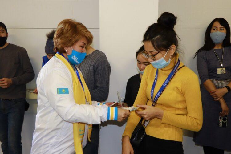 Все условия для молодежи: кандидаты в депутаты от Nur Otan встретились с актюбинцами 1