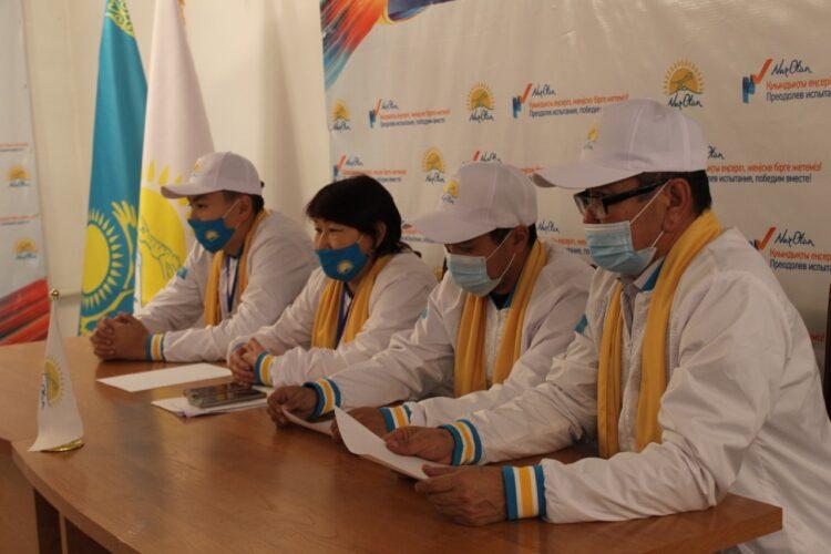 Бизнесмены Урджарского района рассказали Nur Otan о своих проблемах 1