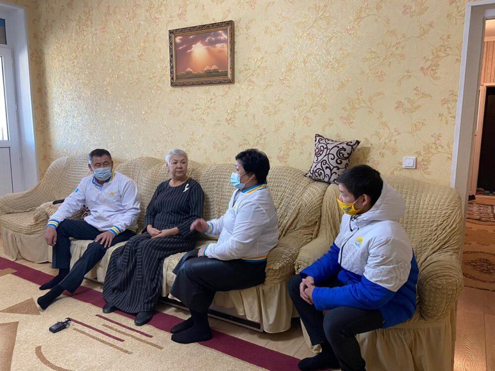 Кандидаты в депутаты продолжают встречаться с населением Мангистауской области 3