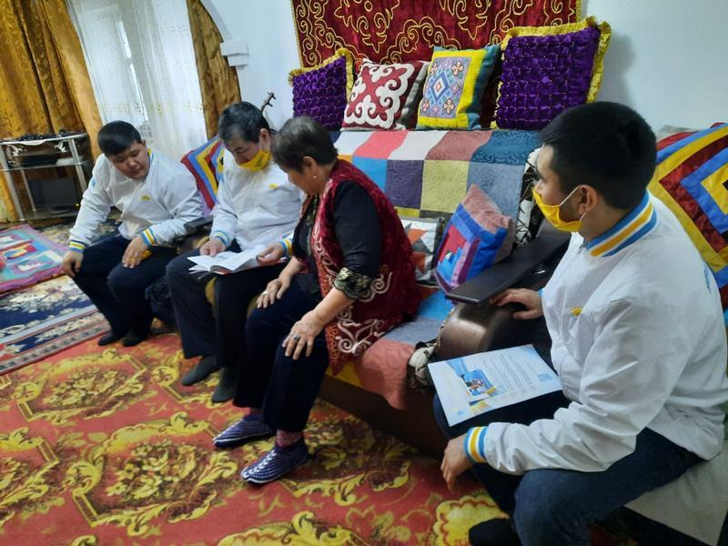 Выборы-2021: нуротановцы рассказали жителям ЗКО, как улучшится медобслуживание в регионе 1