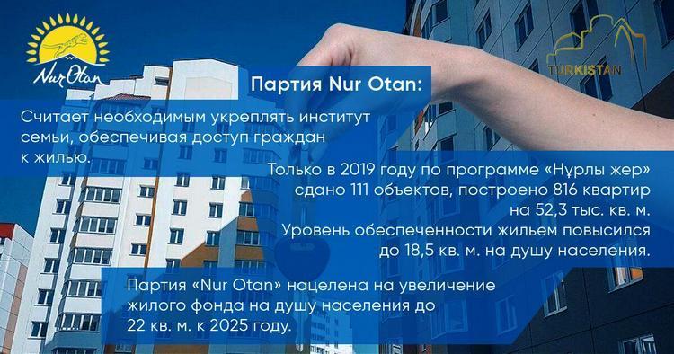 Nur Otan обещает достроить аэропорт в Туркестане в 2024 году 2
