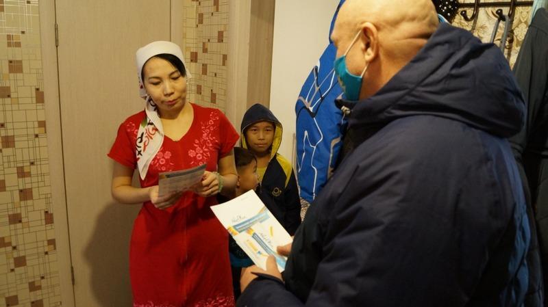 Нуротановцы собираются значительно сократить уровень безработицы в Степногорске