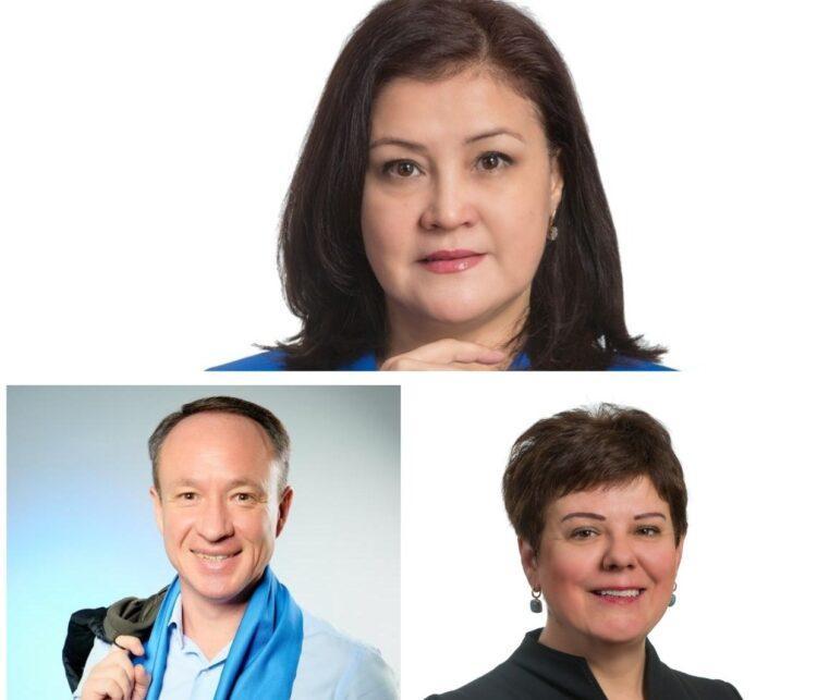 Проект «10 фактов о себе» запустили в социальных сетях алматинские кандидаты в депутаты 1
