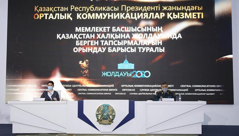 Министр обороны ответил, насколько хороша боеготовность армии Казахстана 1