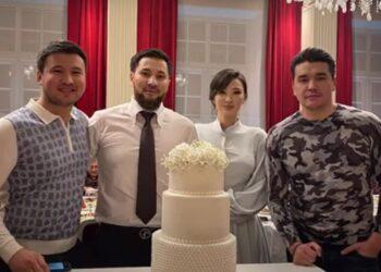 Сабина Алтынбекова вышла замуж: в сети впервые появилось видео со свадьбы 2