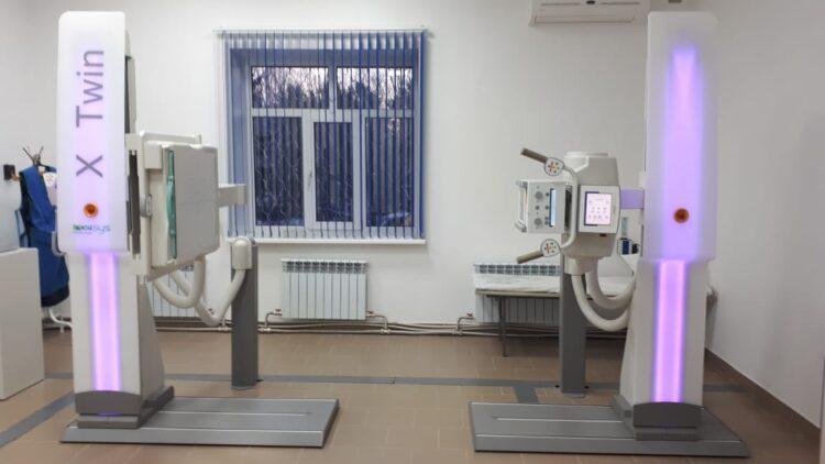 «Казцинк» помог приобрести современную рентген-систему для риддерской больницы 1