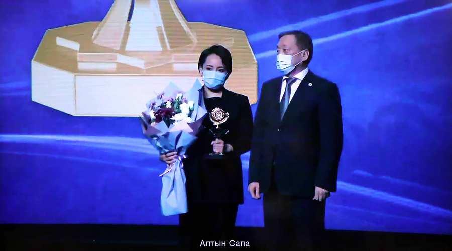 Токаев принял участие в церемонии награждения конкурса «Алтын сапа» 3
