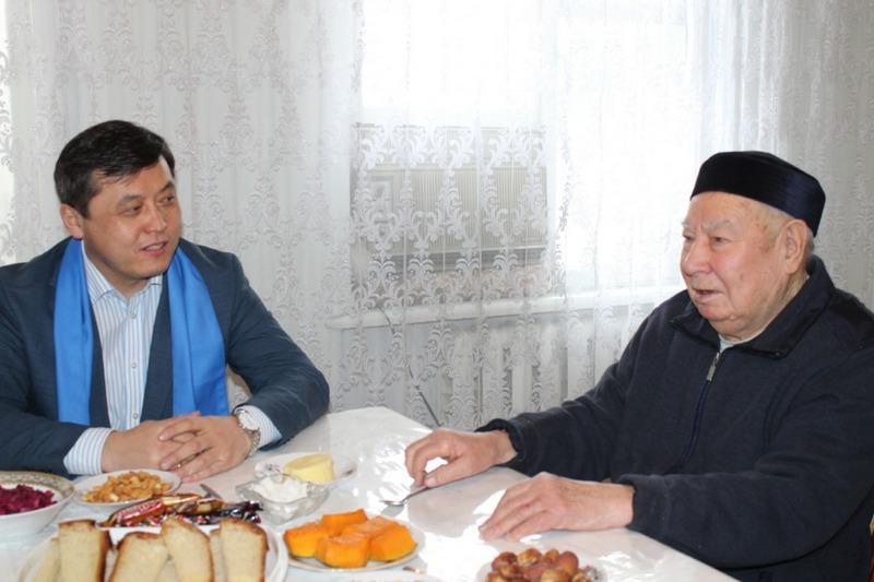 Nur Otan в районе Туркестанской области окажет содействие 130 проектам стоимостью 11,6 млрд тенге 1