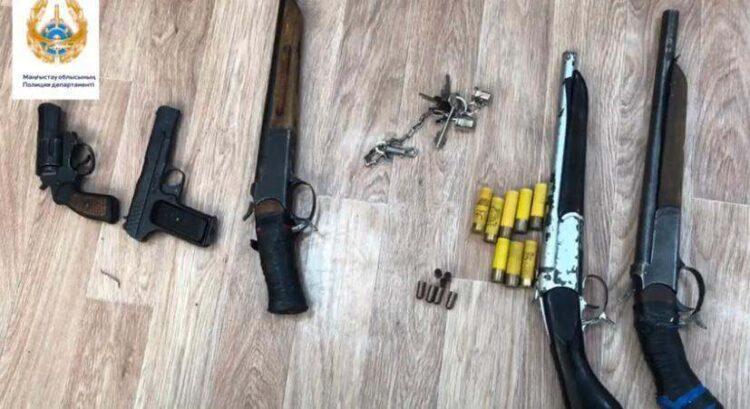 Вооруженную группу обезвредили в Актау 1
