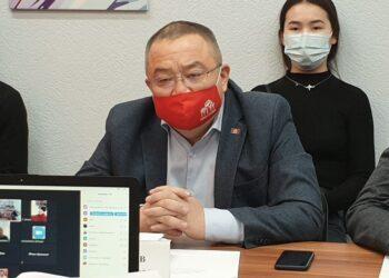 Народная партия Казахстана провела общественные слушания в Нур-Султане 7