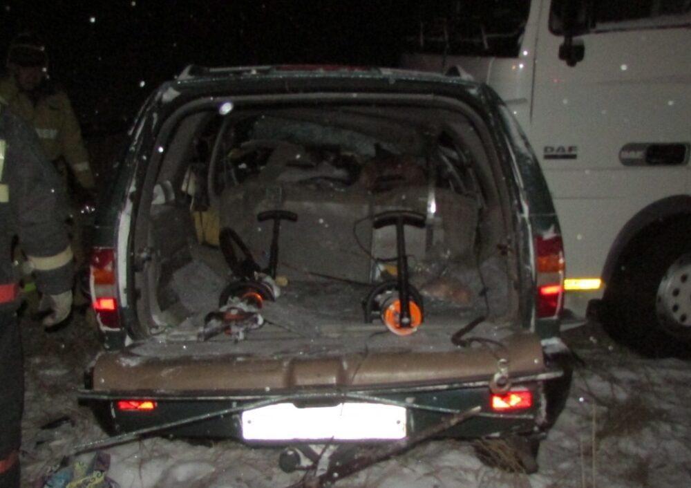 Три человека погибли в ДТП на трассе в Акмолинской области 2