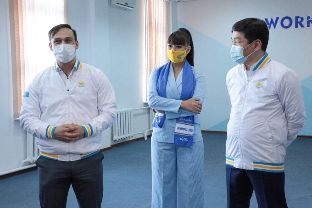 Продолжим проект по сохранению северной части Арала - Nur Otan в Кызылорде 2