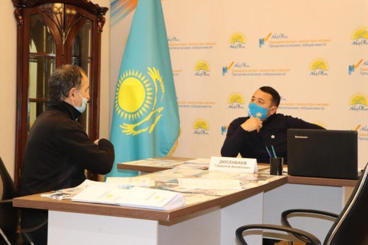 Рабочие места и сталь на экспорт: чего намерена добиться партия Nur Otan в Карагандинской области 1