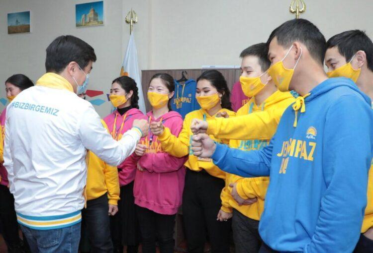 Итоги Съезда Jas Otan: Шесть тысяч молодых казахстанцев вступили в Nur Otan 1