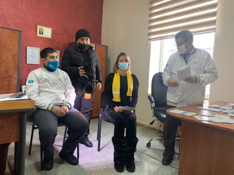 Nur Otan финансово поддержит действующие предприятия ВКО 1
