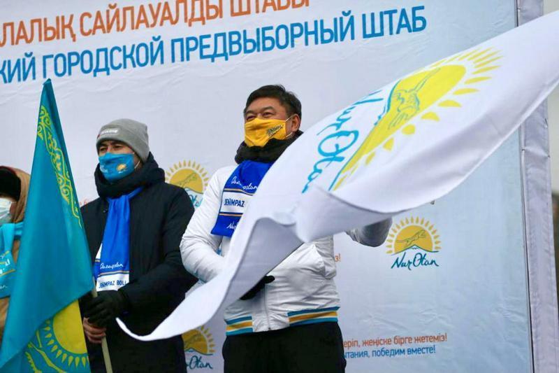 Nur Otan: в Алматы построят 7,5 млн квадратных метров жилья