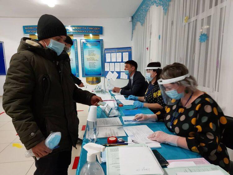 Выборы в Казахстане: в Костанае отметили активное участие молодежи 1