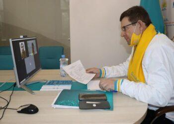 Кандидаты в депутаты от партии Nur Otan продолжают онлайн-встречи с гражданами 4