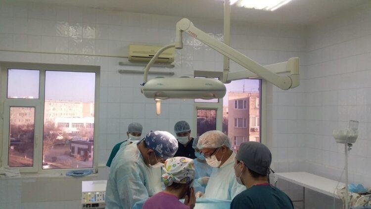 Фото: Мангистауская областная многопрофильная детская больница