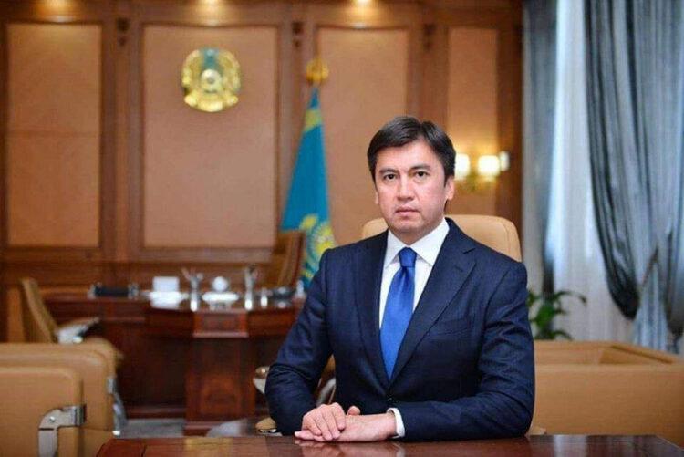 Габидуллу Абдрахимова назначили вице-министром культуры и спорта Казахстана 1