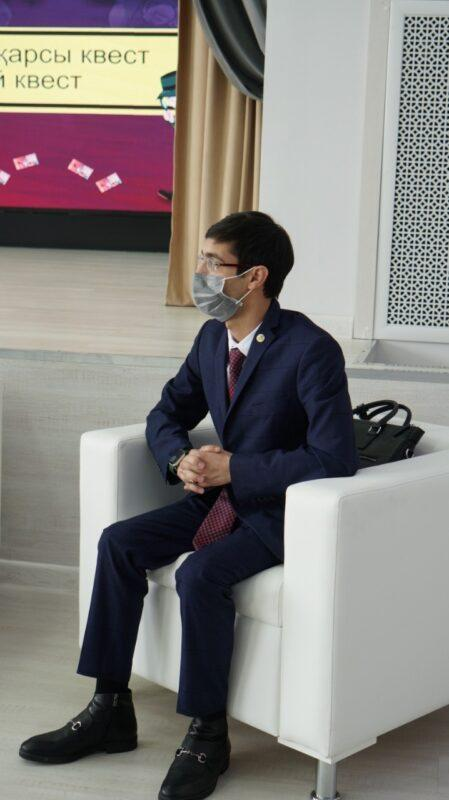 В Кокшетау стартовал студенческий антикоррупционный квест 3