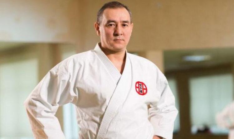 Умер главный тренер сборной Казахстана по каратэ 1