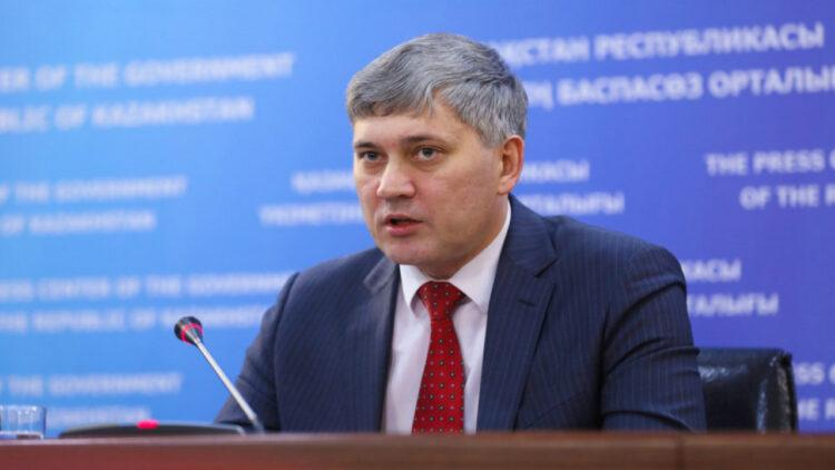 На фото: экс-вице министр энергетики РК Анатолий Шкарупа/Green Bridge