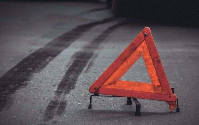 Полицейский погиб в аварии на трассе Караганда-Балхаш 1