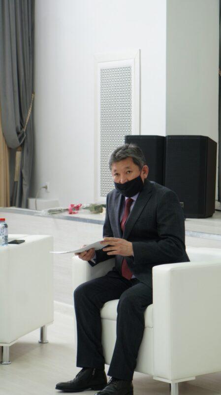 В Кокшетау стартовал студенческий антикоррупционный квест 5