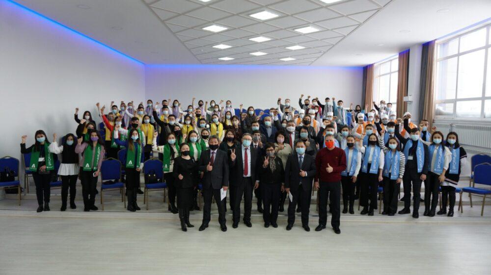 В Кокшетау стартовал студенческий антикоррупционный квест 2