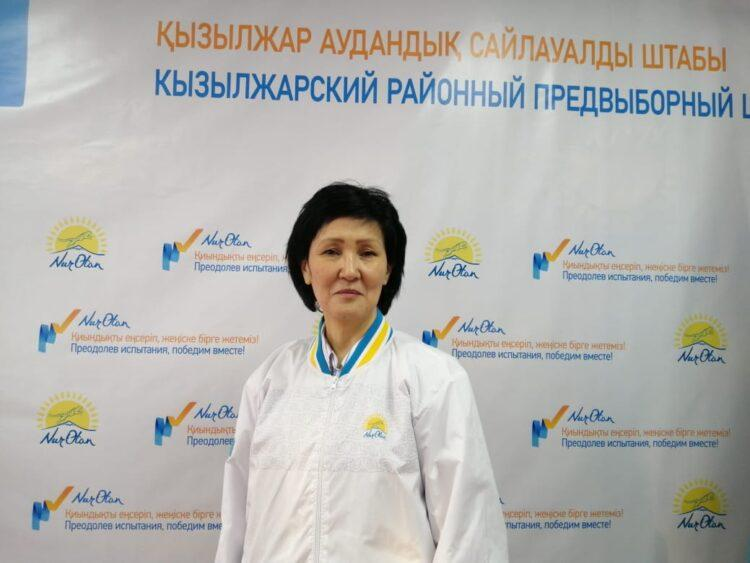 Nur Otan обещает разрешить трудности жителей Кызылжарского района СКО 1