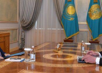 Кордайский конфликт, коронавирус, проекты на 35 млрд тг: Токаев встретился с акимом Жамбылской области 3