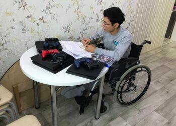 Nur Otan за год смогла трудоустроить в Степногорском регионе 74 инвалида 2