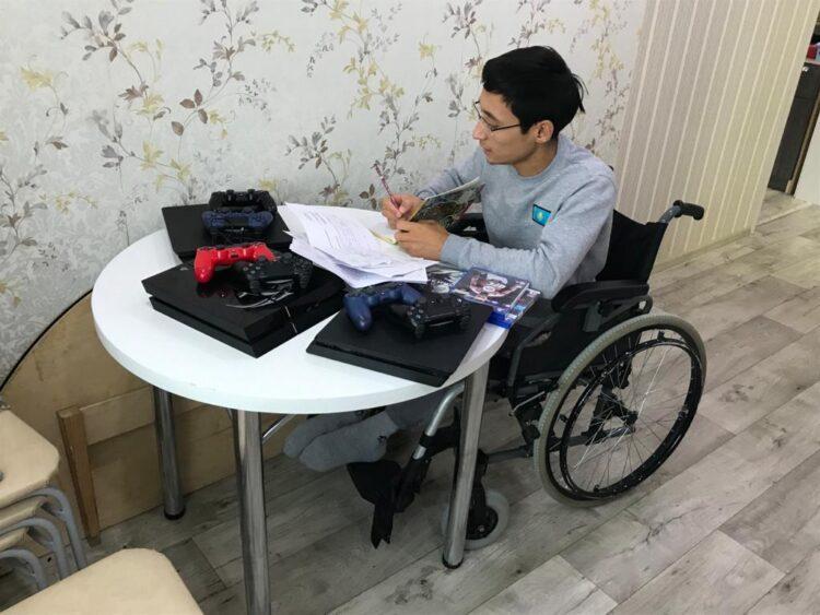 Nur Otan за год смогла трудоустроить в Степногорском регионе 74 инвалида 1