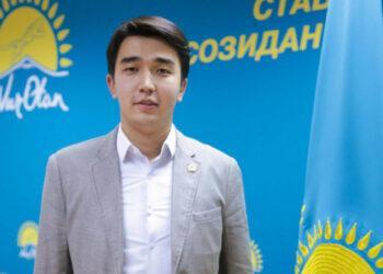 Депутат Мади Ахметов: Не понаслышке знаю о проблемах молодежи 2