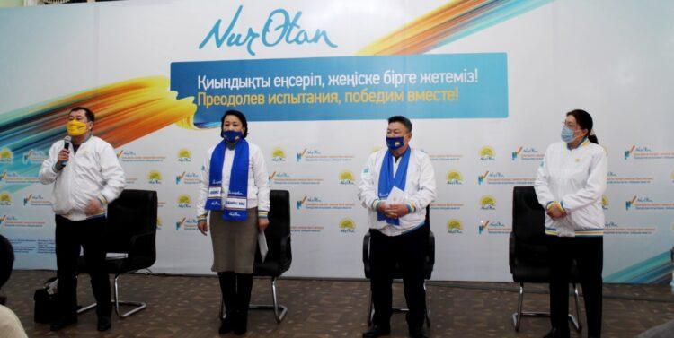 Nur Otan намерена снизить уровень безработицы в Казахстане 1
