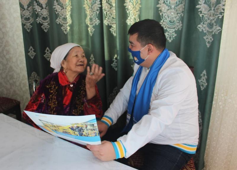 Nur Otan: дома на четыре тысячи квартир построят для бюджетников и молодых семей в Кызылорде 1