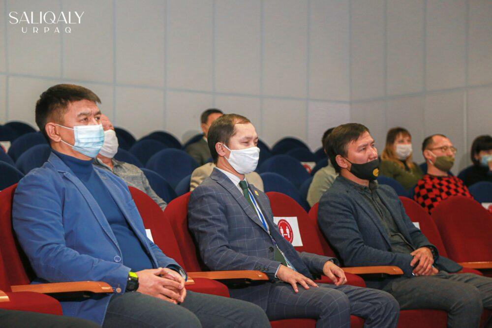 Фонд Болата Назарбаева «Салиқалы ұрпақ» помогает обществу незрячих в Уральске начать свое дело 2