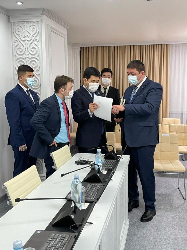 Ерлан Каналимов стал секретарем столичного маслихата 1