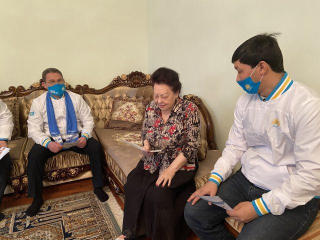 Проблемы образования в Атырауской области взяли на контроль члены Nur Otan 1